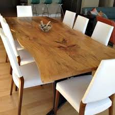 Live Edge Boardroom Table Live Edge Wood Furniture Custommade Com