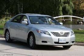 gas mileage 2007 toyota camry toyota camry hybrid 2007 road test org