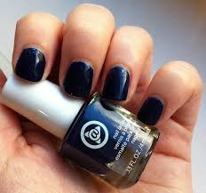 Inky Blue Nail Swatches Mary Kay At Play Hail To The Nails Mini Nail