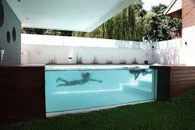 outdoor above ground pool above ground pool deck plans above