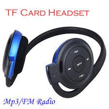 headband mp3 aliexpress buy sport running headband earphones mini usb 2 0