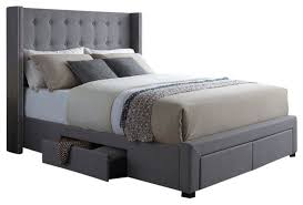 Beds With Headboard Storage Bed Frame To Complete Your Bedroom U2013 Decohoms