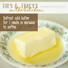 how to soften butter tips u0026 tricks recipes revamped