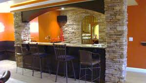 Basement Bar Design Ideas Harmonious Bar Design Ideas For Home Concept Home Living Now 58349