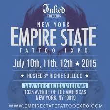 empire state tattoo convention dark water studio