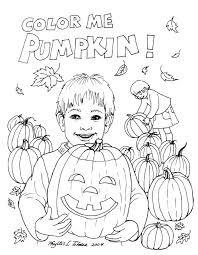 9 halloween color pages print tip junkie