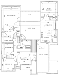 single story house plans with 3 bedrooms 13 beautiful looking 4