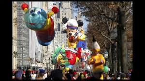 macy s thanksgiving day parade in new york city 2016