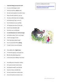 36 free esl poetry worksheets