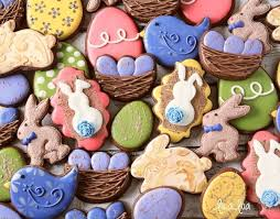 Decorate Easter Cookies Videos by 73 Best Easter Images On Pinterest Easter Cookies Decorated