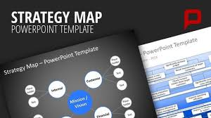 strategy map powerpoint templates presentationload http www
