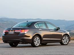 what of gas does a honda accord v6 use 2012 honda accord v6 ex l rear right side view photo 39639357
