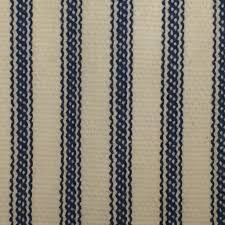 Ticking Stripe Curtains Ticking Stripe Curtain Panel 5 Colors Available Southern