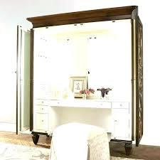 bedroom set with vanity table nice vanity bedroom furniture tables makeup vanities with charming