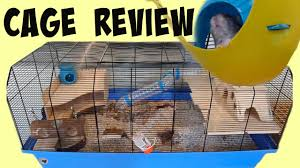 Hamster Cages Cheap Hamster Cage Review Youtube