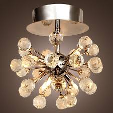 crystal ceiling lights modern lighting add some luxurious sparkle to your home with chandelier