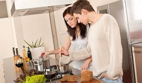 un fait l amour dans la cuisine la cuisine du