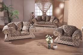 Fabric Sofa Sets by Antique Royal Solid Wood Furniture Leather Fabric Sofa Set Living