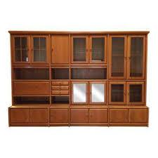 Bookcase Wall Vintage U0026 Used Shelving Chairish