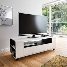 design m belrollen tv unterschrank mit rollen weiß anthrazit jetzt bestellen unter
