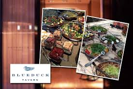 top choice for thanksgiving dinner blue duck tavern travel