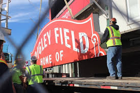 Wrigley Field Bathroom Sweet Relief Wrigley Field Expands Bathrooms Bleacher Bar For