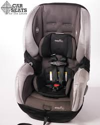 Car Seat Harness Replacement Evenflo Sureride Titan 65 Review Car Seats For The Littles