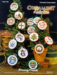 stoney creek ornament addiction cross stitch pattern 123stitch