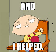 Family Guy Stewie Memes - if i play zenyatta and end the game with 4 gold medals and 95 of