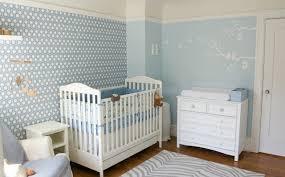 papier peint chambre bebe déco bébé chambre blanc bleu papier peint hexagone chambre bébé