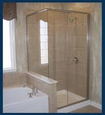 Framed Vs Frameless Shower Door Vision Mirror Shower Door