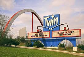 twin drive in theatre independence missouri loved going here as