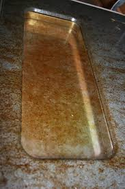 How To Clean A Glass Top Cooktop New Uses For Things In The Kitchen Oven Stove Top Cleaner And