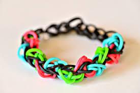 bracelet rainbow looms images How to make a rainbow loom triangle bracelet jpg