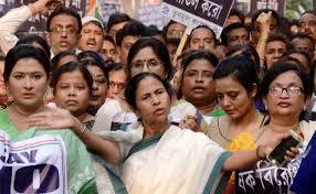 Seeking At Kolkata Want Details Go To Income Tax Department Says Mamata Banerjee