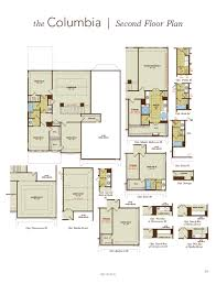 columbia home plan by gehan homes in siena classic