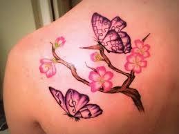 butterfly pretty tattoos tatting