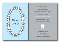 dental invitations by invitationconsultants com