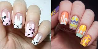 55 most beautiful easter nail art design ideas