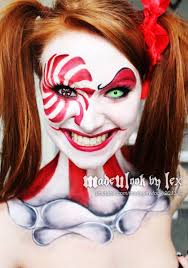 Evil Clown Halloween Costume Scary Clown Halloween Makeup Halloween Makeup