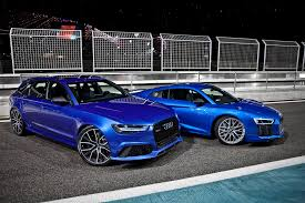 audi rs6 horsepower the audi r8 v10 plus and rs6 performance are almost