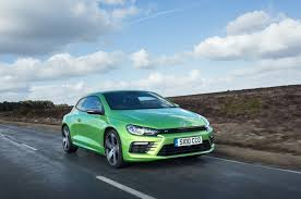 volkswagen coupe models volkswagen scirocco to become a 300 hp electric coupe