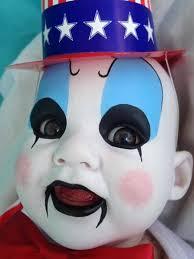 captain spaulding costume captain spaulding inspired alternative reborn baby signed by