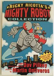 ricky ricotta amazon com ricky ricotta s mighty robot collection books 1 4