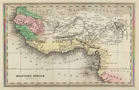Africas Map by Antique Maps Of Africa And South Africa