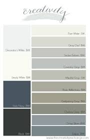 Joanna Gaines Living Room Colors 210 Best All Paint Colors Images On Pinterest Colors Wall