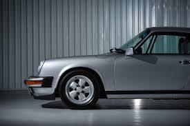 1989 porsche 911 anniversary edition 1989 porsche 911 silver anniversary edition coupe