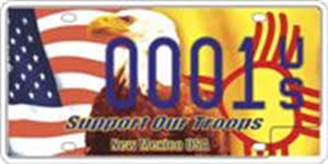 Make Your Own Vanity Plate License Plates Nm Motor Vehicle Division