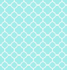 blue quatrefoil wallpaper blue background pattern etame mibawa co