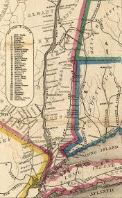 Albany New York Map by New York U0026 Harlem Railroad U2013 I Ride The Harlem Line U2026